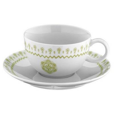 Mitterteich 86683 Desen Çay Fincanı Ve Tabağı Çay Seti