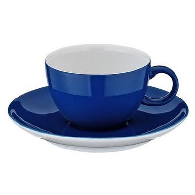 Kütahya Porselen 12 Parça Çay Takımı Lacivert Çay Seti