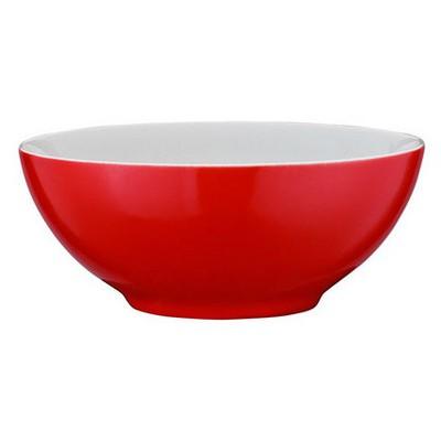Kütahya Porselen Zeugma Kase Kırmızı Tabak