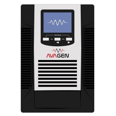 Avagen Pa-3000 Avagen Pa Serisi 3 Kva 1/1 Onlıne Lcd Ups 5/15 Dk Kesintisiz Güç Kaynağı