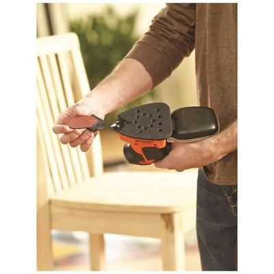 Black & Decker Ka2000 120watt Mouse? Çok Amaçlı Zımpara Zımpara / Polisaj