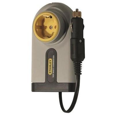 Stanley Pc100e 100watt 12-220volt Dönüştürücü Invertör Akü Şarj Cihazı