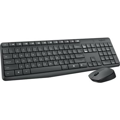Logitech MK235 Kablosuz Klavye Mouse Seti 920-007925