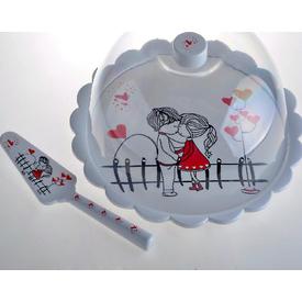Keramika Set Fanus Kek Kera Mıra 2015 Melamın Yemek Takımı