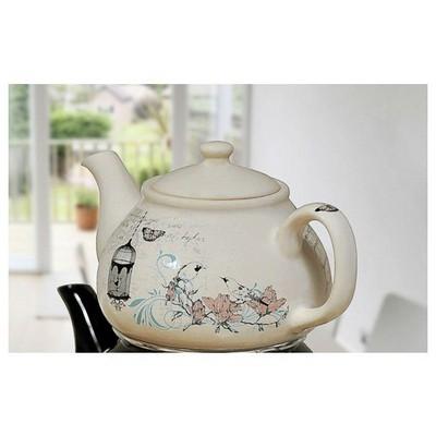 Keramika Demlık 9 Cm Krem 030 Retro A Çaydanlık
