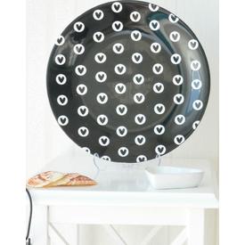 keramika-tabak-ege-servis-25-cm-beyaz-004-full-keyf-siyah-kalp-dolu-25-cm-ege-se