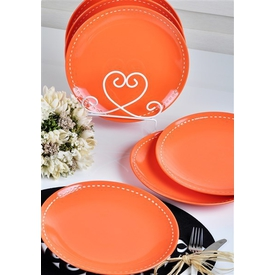 keramika-tabak-alfa-pasta-21-cm-piko-turuncu-200-a