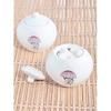 Keramika Sekerlık Julıet 10 Cm Beyaz 004 Pınk Love Keramıra A Sofra Gereçleri