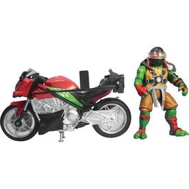 Ninja Kaplumbağalar Raphael Film Figür Ve Araç Seti Figür Oyuncaklar
