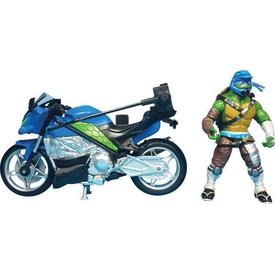 Ninja Kaplumbağalar Leonardo Film Figür Ve Araç Seti Figür Oyuncaklar