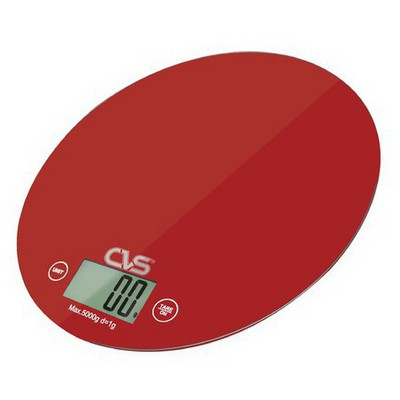 CVS DN 3800 Kırmızı Dijital Mutfak Tartısı