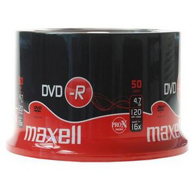 Maxell Dvd-r 47 16x 50s - 275610.40.ın CD/DVD