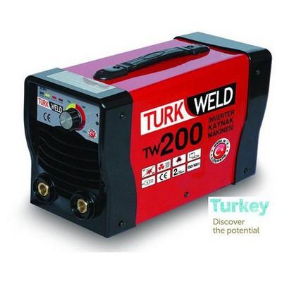 Turkweld 200 Amper Inverter Kaynak Makinasi Kaynak Makinesi
