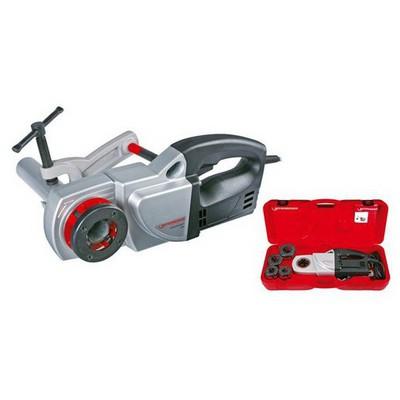 Rotherberger 1250 Elektirikli El Tipi Pafta Seti 1/2 X11/4' Tesisatçı Makinesi