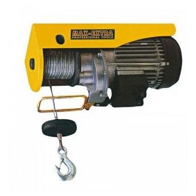 max-extra-elektrikli-vinc-400-800-kg-halat-20-mt