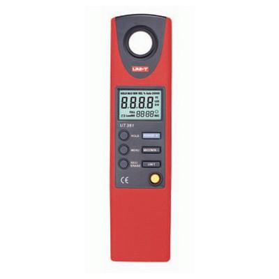 Unit Ut 381 Dijital Luxmetre Dedektör
