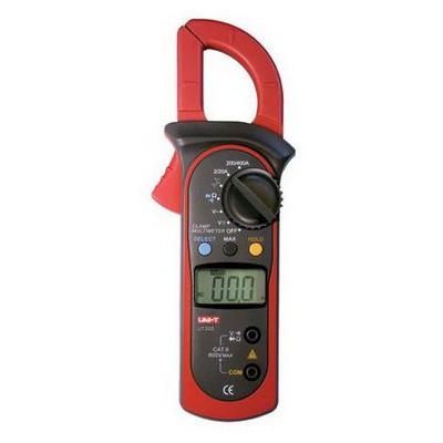 Unit Ut-204a Dijital Pens Ampermetre Dedektör