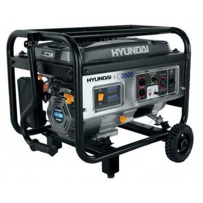 Hyundai Hhd3500eco Benzinli Jenerator 3 Kva Ipli Jeneratör