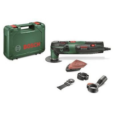 Bosch PMF 250 CES Çok Fonksiyonlu Alet Seti