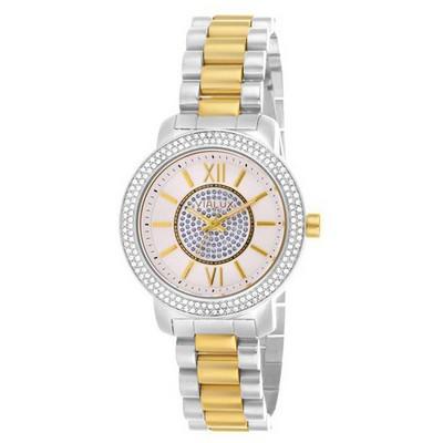 Vialux Lj633t-02tg Kadın Kol Saati