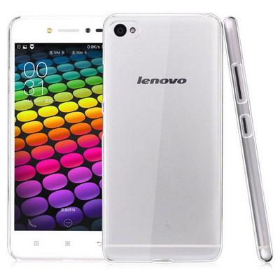 Microsonic Lenovo S90 Kılıf Kristal Şeffaf Cep Telefonu Kılıfı