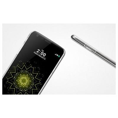 Microsonic Lg G5 Kılıf Kristal Şeffaf Cep Telefonu Kılıfı