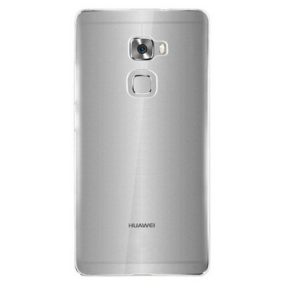 Microsonic Huawei Mate S Kılıf Kristal Şeffaf Cep Telefonu Kılıfı