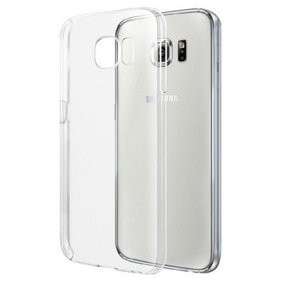 Microsonic Samsung Galaxy S7 Kılıf Kristal Şeffaf Cep Telefonu Kılıfı