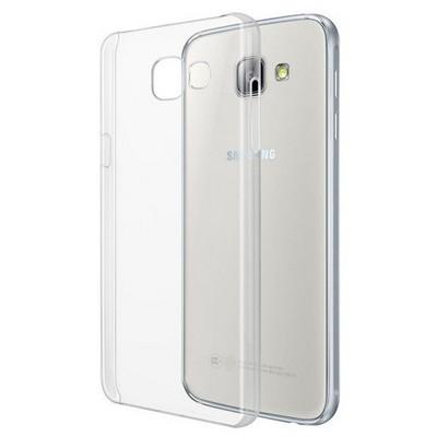 Microsonic Samsung Galaxy A3 2016 Kılıf Kristal Şeffaf Cep Telefonu Kılıfı