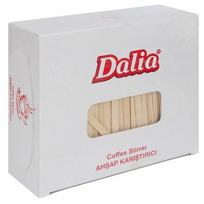 Dolphin Dalia Tahta Karıştırıcı 750'li Paket Kullan At Malzemeler