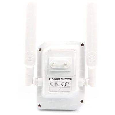 Dark Dk-nt-wrt350 300mbps 4 X 2 Antenli Router/menzil Genişletici Arttırıcı 1 X Ethernet Menzil Genişletici