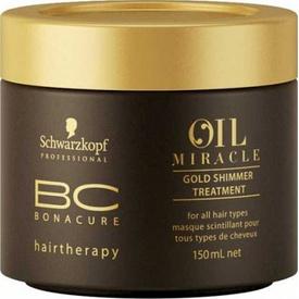 Bonacure Bc Mucize Yağ Işıltı Kürü 150 Ml Saç Bakım Ürünü