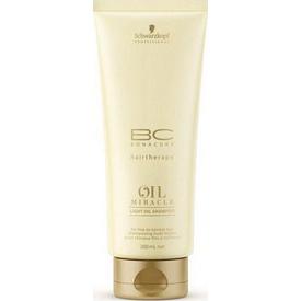 Bonacure Bc Mucize Yağ Light Şampuan 200 Ml Saç Bakım Ürünü