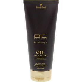 Bonacure BC Mucize Yağ Şampuan 200 Ml Saç Bakım Ürünü
