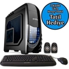 Quadro Sga09tr-84455t Core2 E8400 4g 500g Masaüstü Bilgisayar