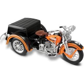 Maisto Harley Davidson 1947 Servi-car 1:18 Model Motorsiklet Arabalar