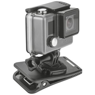 Trust 20893 Aksiyon Kameraları İçin Klipsli Bağlantı Aparatı Kamera Aksesuarı