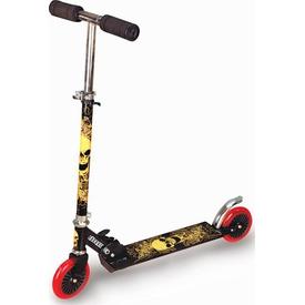 InterSpor Excess 10 Cm Scooter Siyah Bahçe Oyuncakları