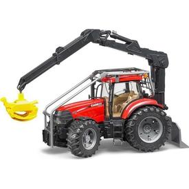 Bruder Case Puma 230 Cvx Tomruk Taşıyan Traktör Erkek Çocuk Oyuncakları