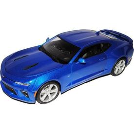Maisto 1:18 2016 Chevrolet Camaro Ss S/e Model Araba Mavi Arabalar