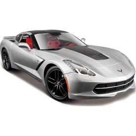 Maisto 1:18 2014 Corvette Stingray Z51 Exclusive Model Araba Arabalar