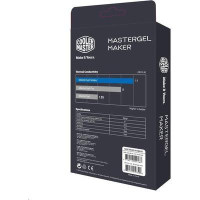 Cooler Master Cm Mastergel Maker Nano Elmas Partiküllü Termal Macun Fan
