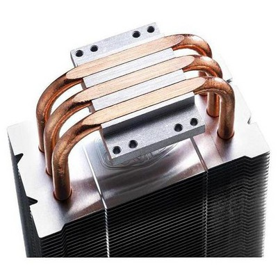 Cooler Master CM Hyper 212X İntel 2011/1366/1156/1155/1151/775 AMD FM1/AM Serisi Uyumlu CPU Soğutucusu Fan