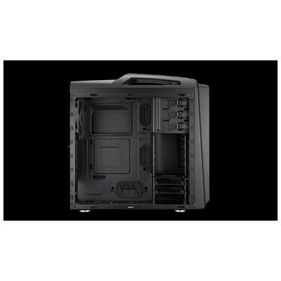 Cooler Master CM Storm SCOUT-2 Advenced Pencereli Süper MidTower Full Siyah Kasa