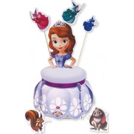 Parti Paketi Prenses Sofia, Cupcake Standı Parti Tabağı