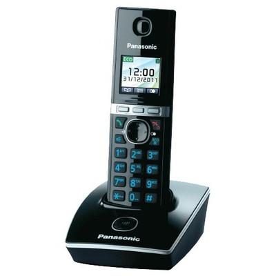 Panasonic Kx-tg 8051 Dect Telefon - Siyah Telsiz Telefon