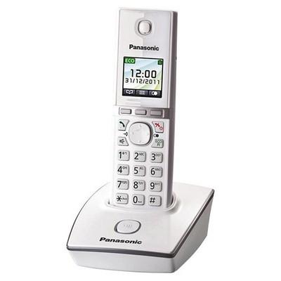 Panasonic KX-TG 8051 Dect Telefon Beyaz Telsiz Telefon