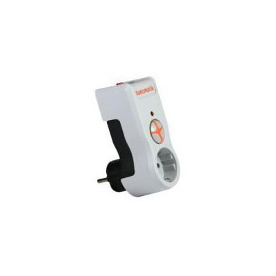 Tuncmatik Tsk5078 Powersurge 1'lı Kablosuz 525 Joule Beyaz Renkli Akım Korumalı Priz