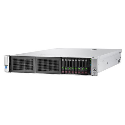 HP 826682-b21 Dl380 Gen9 ,e5-2620v4 ,1x16gb , Disksiz Hot-plug ,8 Sff ,500 W ,rack Sunucu