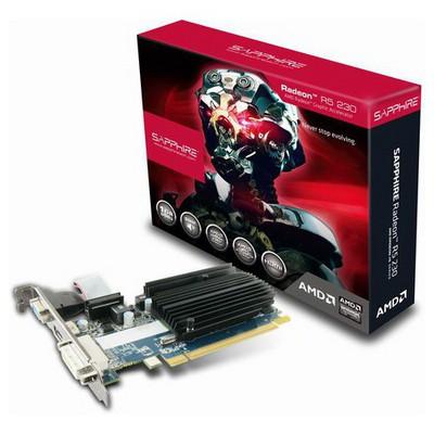 Sapphire Radeon R5 230 1G D3 Ekran Kartı (11233-01)